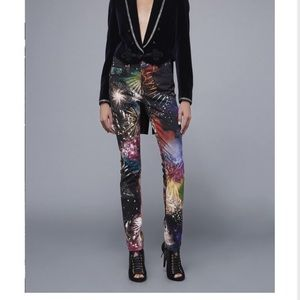 Outstanding Roberto Cavalli Couture Jeans